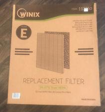 Winix Hepa Filter E #113250