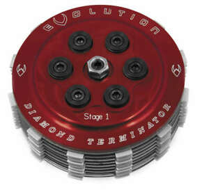 EVOLUTION INDUSTRIES STAGE 1 CLUTCH KIT EV:1013-5022 DRIVE PRIMARY DRIVE