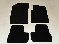 Peugeot 308cc 2009-on Tailored Fit Car Mats in Black