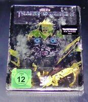 Transformers 3 La Scuro Lato Des Luna Limitata steelbook blu ray Nuovo Originale