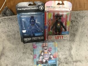 Five Nights at Freddy's Chocolate Freddy, Bonnie, and Chicak