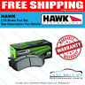 HAWK LTS Brake Pads OE (Vehicle Fitment See Description) HB299Y.650