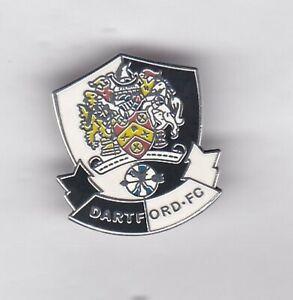 Dartford - souvenir lapel badge butterfly fitting