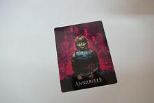 ANNABELLE - Steelbook Magnet Cover (NOT LENTICULAR)