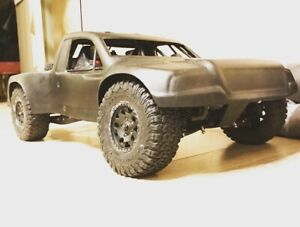 Unbreakable body for Losi Baja Rey 1/10 and Team Associated SC8