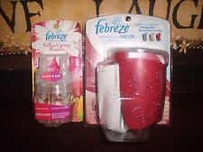 Brilliant Spring Blossoms 1 Febreze Noticeables Dual Scented Oil refill + Warmer