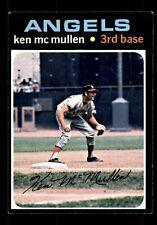 1971 Topps #485 KEN MCMULLEN EX+ *1p