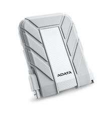 1TB AData DashDrive Durable HD710A USB3.0 Portable HDD For Apple Mac White