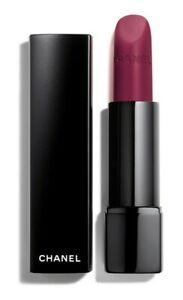 Chanel Rouge Allure Velvet Extreme #124 - Muted Fuchsia - Intense Matte Lipstick