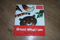 Guess What I Am (Reading Together Level 1), Axworthy, Anni, Very Good, Paperback