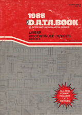 DATA BOOK 1985 Linear Discontinued Devices / 230 pages (1 pcs)