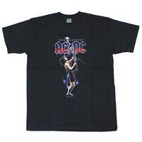 AC/DC World Tour 2016 Rock Or Bust Concert T Shirt Dallas Houston Texas Rare.!!