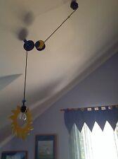 Kinderzimmer Lampe Deckenlampe Sonne Mond Haba 7530