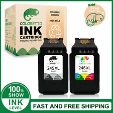 Printer Ink Cartridge for Canon 245XL 246XL PG-245XL CL-246XL PIXMA TR4522