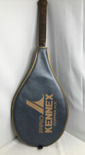 Pro Kennex Copper Ace Tennis Racquet Size 4 3/8 Grip With Gray Cover EUC