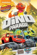Blaze and the Monster Machines: Dino Parade [DVD]