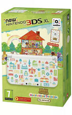 Nintendo New 3DS XL Animal Crossing Console