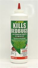 Jt Eaton Kills Bedbugs and Crawling Insects Powder - Case of 12 - 7oz Puffers