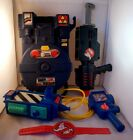 1984 Kenner The Real Ghostbusters Proton Pack & Proton Popper PKE Meter Trap Lot