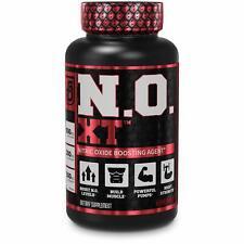 NEW - N.O. XT Nitric Oxide Supplement With Nitrosigine L Arginine & LCitrulline