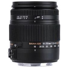 Sigma Zoomobjektive mit Canon EF-S