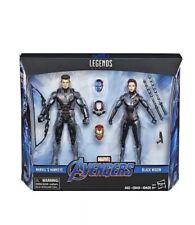Marvel Legends Avengers Endgame Hawkeye and Black Widow Target Exclusive