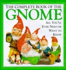 The Complete Book of the Gnome by Cornwall, Martin Hardback Book The Fast Free