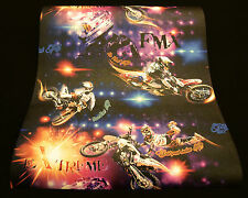 """30656-1) 1 Rôle Papier papier peint """"Boys & Girls"""" Enfants-Jeunesse Chambre Motocross"""