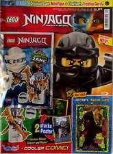 LEGO NINJAGO Magazin inkl. Zubehör Nr.24/2017 April Limited Edition!!