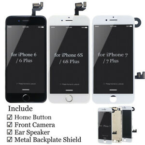 For iPhone 6 7 8 5s 6S Plus LCD Display Touch Screen Digitizer Replacement Parts