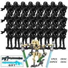 25/27X Star Wars Clone Trooper Minifigures Army Lot Building Blocks Mini Figures