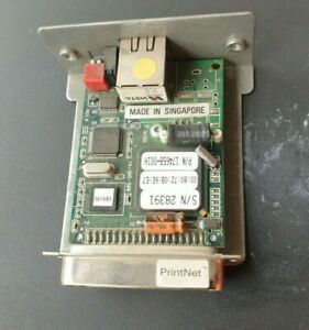 PRINTRONIX 174658-001H Ethernet Attachment Card (R5S8.7B1)