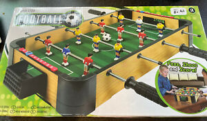Mini TableTop Football - 6+ - New, Unsealed Great For Xmas - Free U.K Post