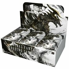Final Fantasy Trading Card Game Opus VIII Booster Box