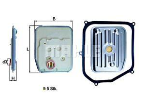 MAHLE Automatic Trans Hydraulic Filter For VW AUDI SEAT Bora Golf Mk3 098321370