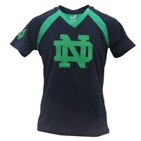 Notre Dame Fighting Irish Official NCAA Kids Youth Size Athletic Shirt New Tags