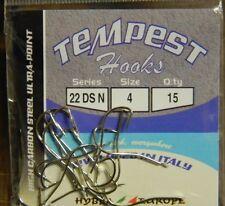 1 Confezione 15 AMI TEMPEST serie 22 DS N n 4 pesca BB20