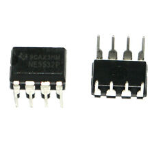 10*New 5532 Dual Low Noise Op-Amp TI IC NE5532P DIP-8 NE5532 DIP8 Better Quality