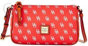 NWT*Dooney & Bourke*GRETTA* RED*Lexi* Cross Body 17338J S192 Retail $98