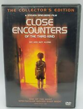 Close Encounters of the Third Kind Dvd The Collector's Edition Richard Dreyfuss