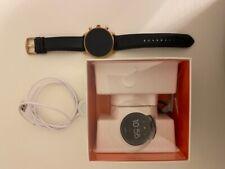 Fossil Men's Explorist Gen 4 Leather Smart Watch - FTW4017
