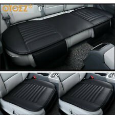 Universal 3D Car Seat Cover Breathable Pu Leather Pad Mat for Auto Chair Cushion (Fits: Saab)