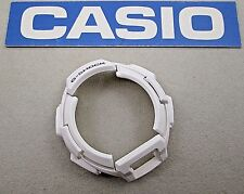 Genuine Casio G-Shock GW-M850 GWM850 resin rubber watch case cover bezel white