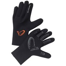 SAVAGE GEAR SUPER STRETCH NEOPRENE GLOVES LARGE COARSE FISHING HUNTING WALKING