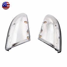 Front Driver & Passenger Mirror Turn Signal Fit for 09-14 Ram 1500 10-14 2500