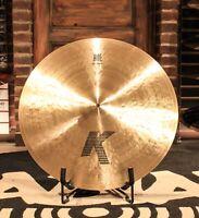 """Zildjian K Ride 22"""" Ride Cymbal - Demo!"""