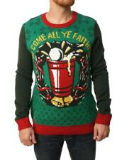 Cool! Beer Pong  Ugly Christmas Sweater Red Cup Champion Size 2XL__S61
