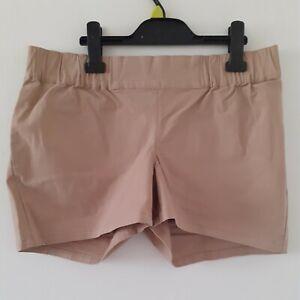 ASOS Maternity chino shorts under bump size 10 Brand new BNWT