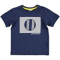 T-shirt In Cotone Bianca Neonato Sarabanda W520B