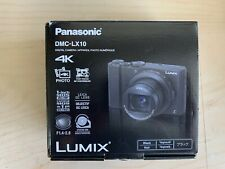 Panasonic Dmc-Lx10 - Pristine in Box - With Extras